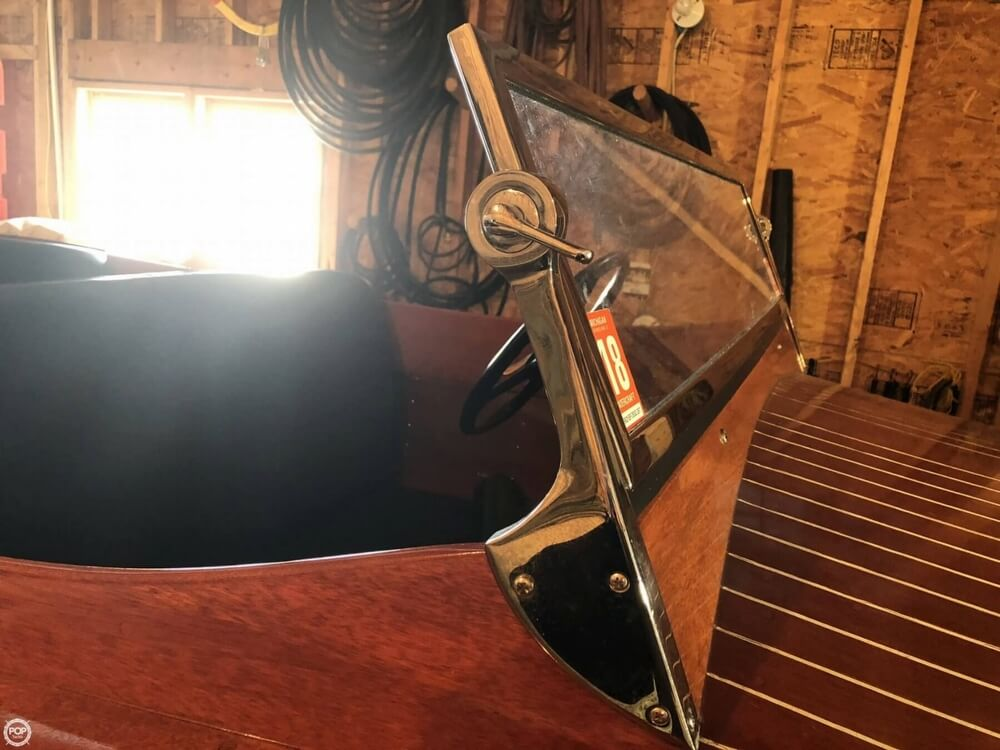 1931 Chris Craft boat for sale, model of the boat is 22 Triple & Image # 13 of 40