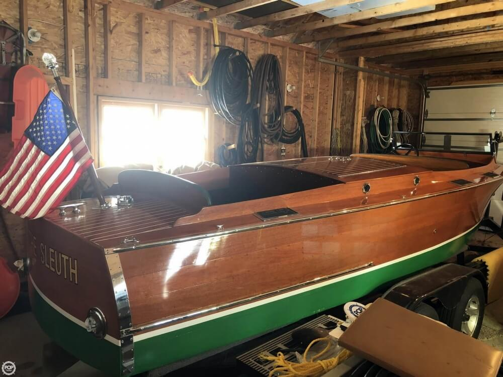 1931 Chris Craft boat for sale, model of the boat is 22 Triple & Image # 14 of 40