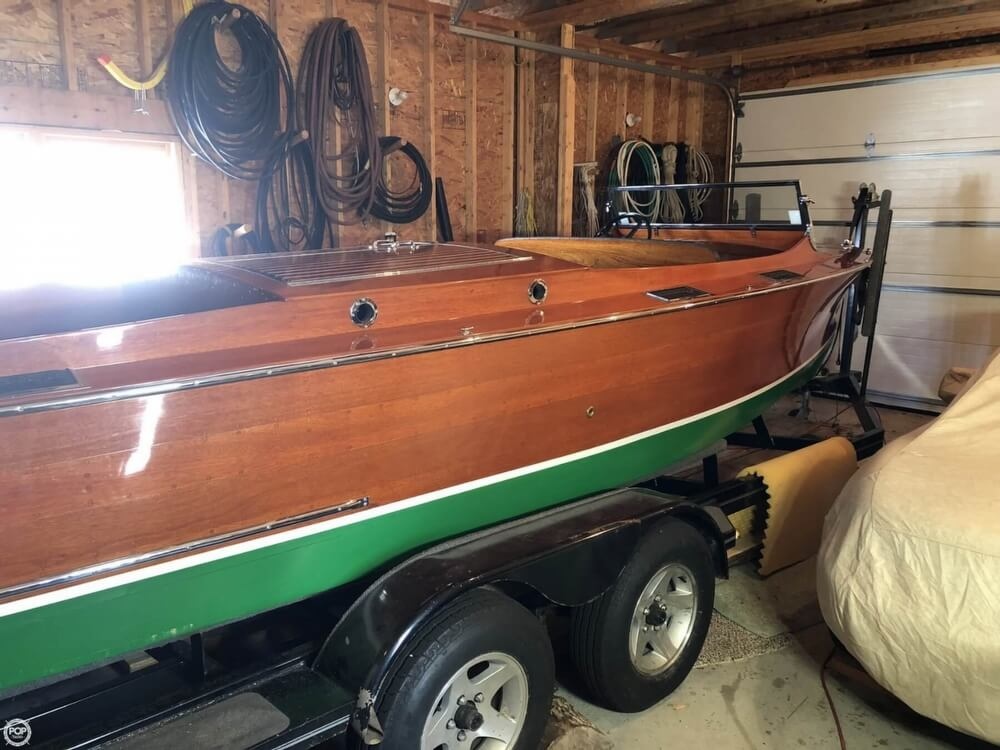 1931 Chris Craft boat for sale, model of the boat is 22 Triple & Image # 15 of 40