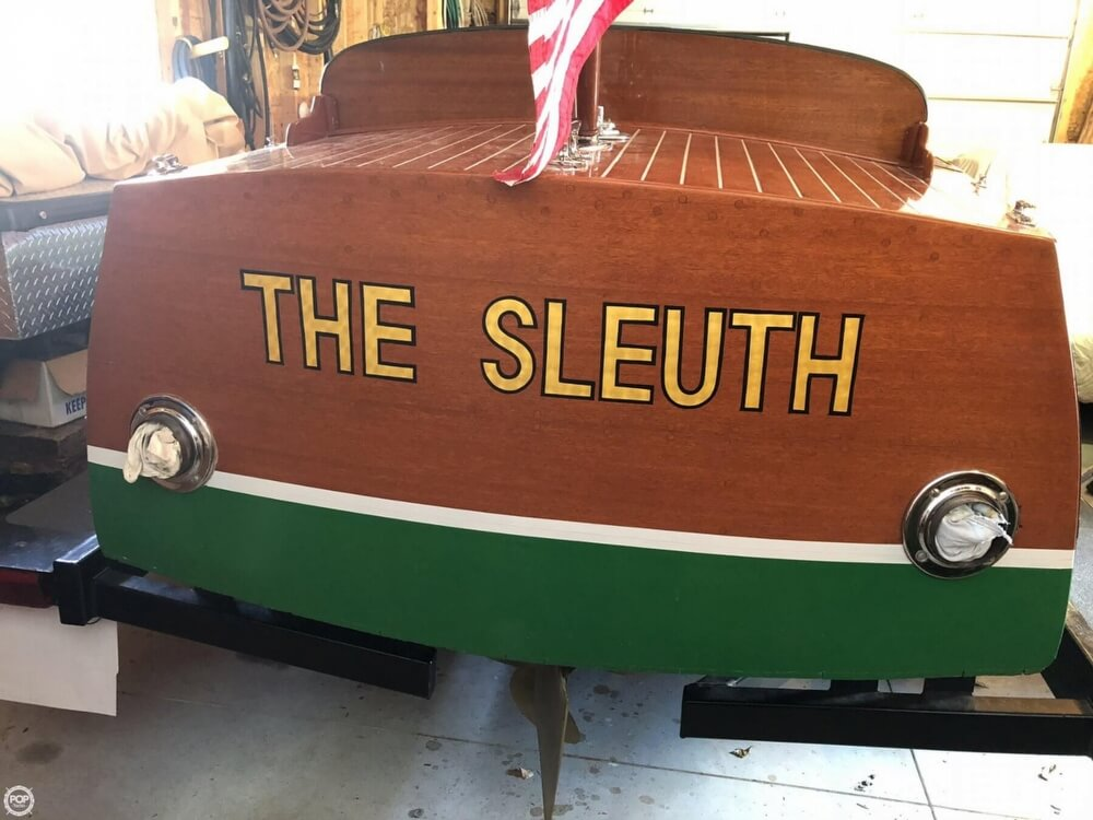 1931 Chris Craft boat for sale, model of the boat is 22 Triple & Image # 26 of 40