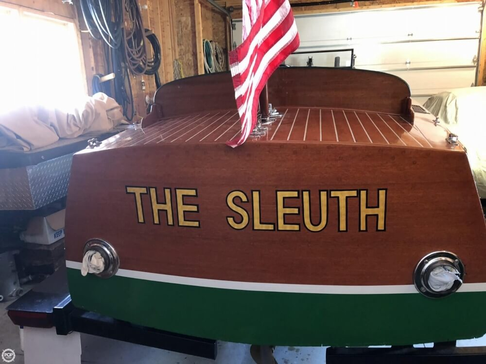 1931 Chris Craft boat for sale, model of the boat is 22 Triple & Image # 27 of 40