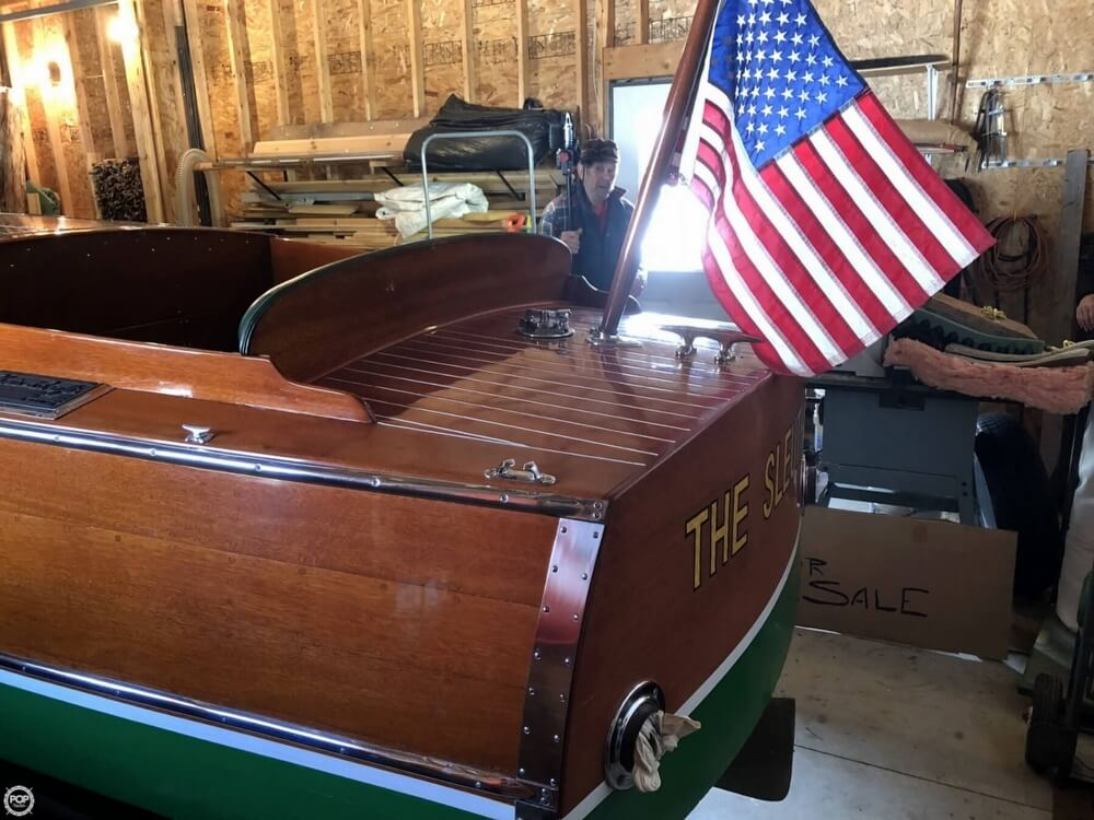 1931 Chris Craft boat for sale, model of the boat is 22 Triple & Image # 29 of 40
