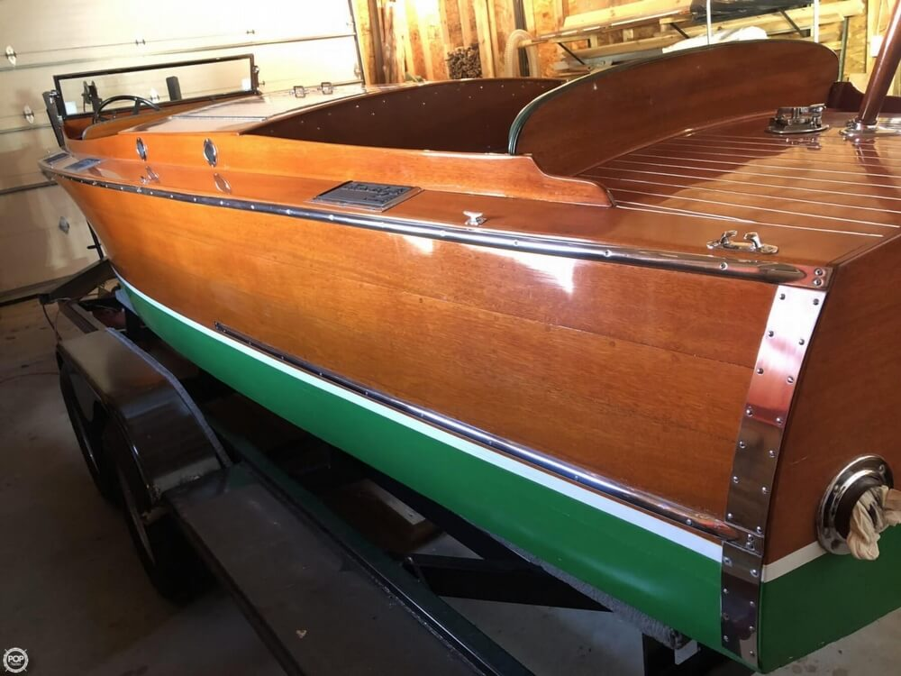 1931 Chris Craft boat for sale, model of the boat is 22 Triple & Image # 30 of 40