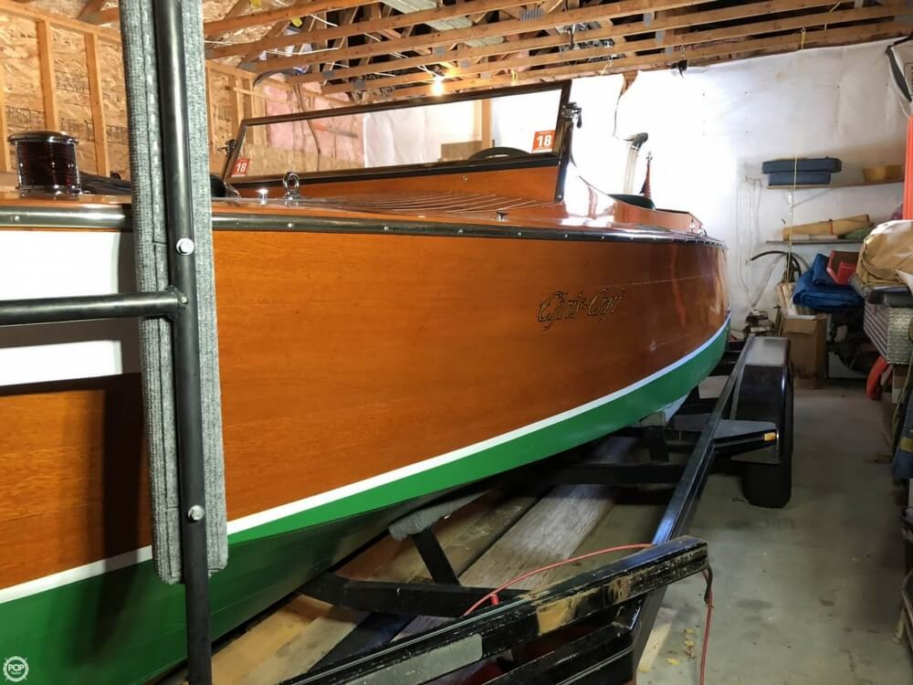 1931 Chris Craft boat for sale, model of the boat is 22 Triple & Image # 38 of 40