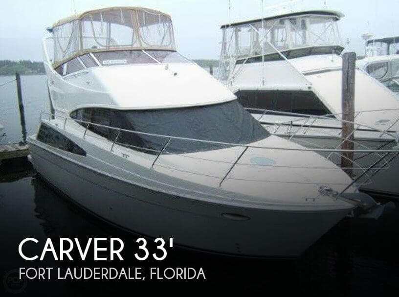 Used Carver Boats For Sale by owner | 2006 Carver 38