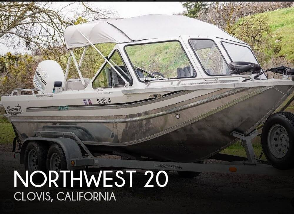 Used Boats For Sale in Visalia, California by owner | 1998 Northwest 20