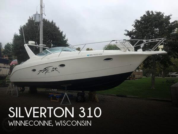 Used Boats For Sale in Wausau, Wisconsin by owner | 1995 Silverton 31