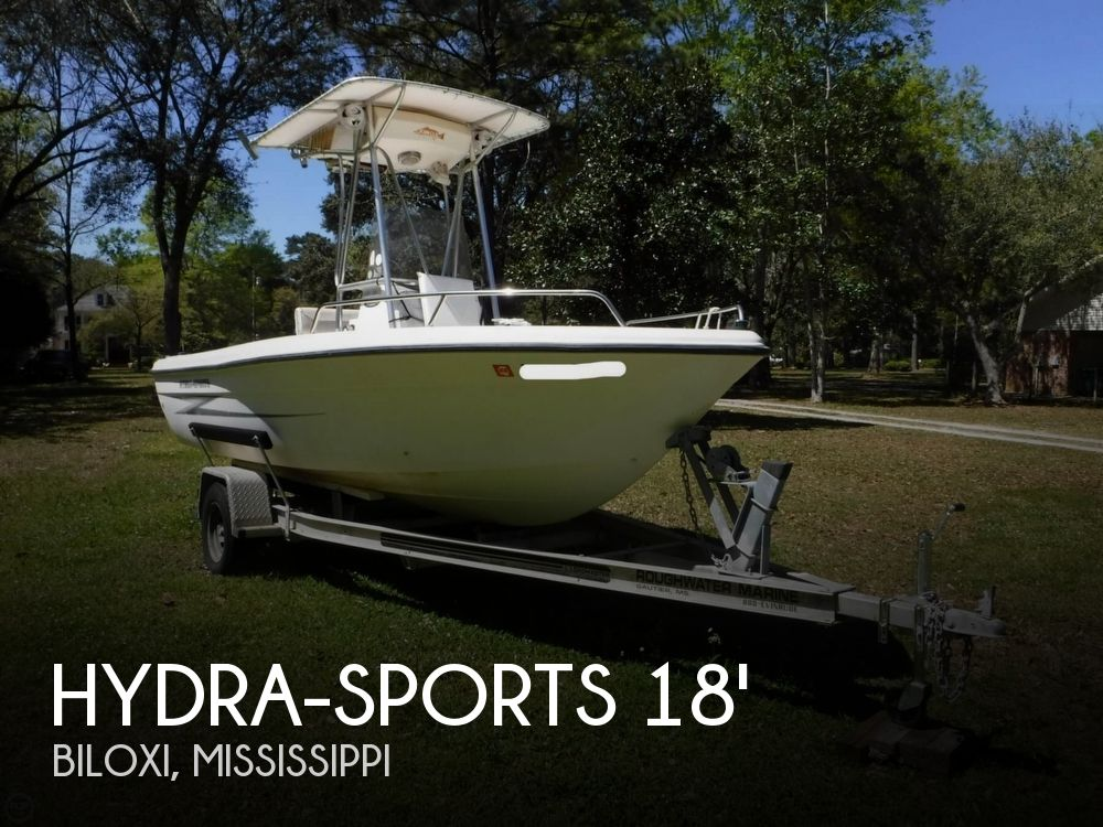 2000 Hydra-Sports 180 Seahorse For Sale