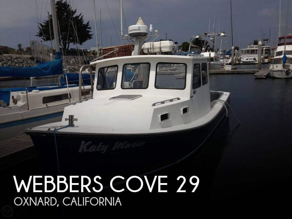 Used Webbers Cove Boats For Sale by owner | 1999 Webbers Cove 29