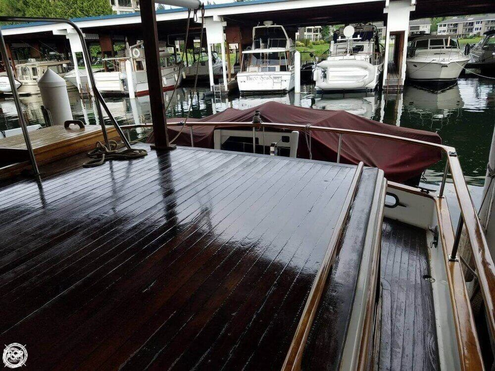 1978 C & L boat for sale, model of the boat is 44 Puget & Image # 20 of 36