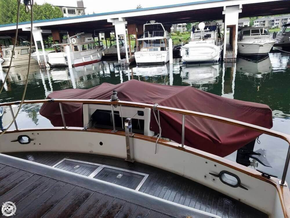 1978 C & L boat for sale, model of the boat is 44 Puget & Image # 12 of 36