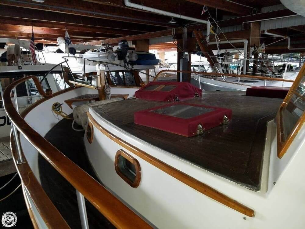 1978 C & L boat for sale, model of the boat is 44 Puget & Image # 9 of 36