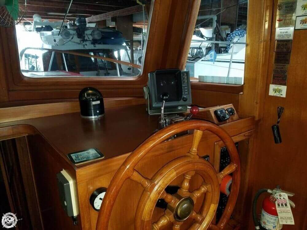 1978 C & L boat for sale, model of the boat is 44 Puget & Image # 11 of 36