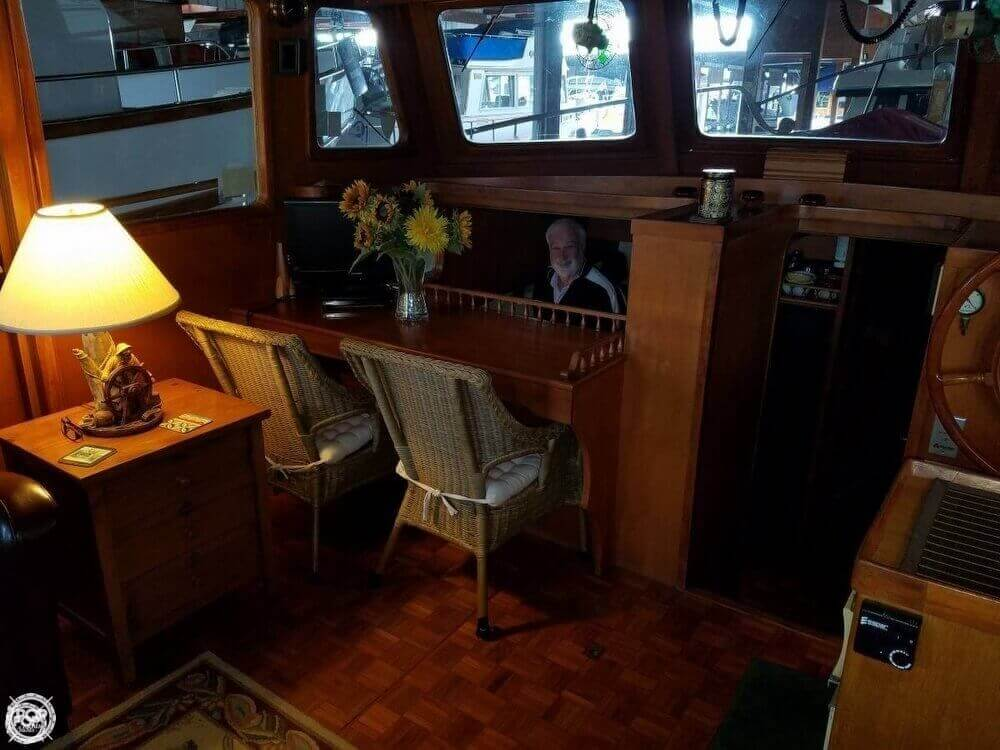 1978 C & L boat for sale, model of the boat is 44 Puget & Image # 13 of 36
