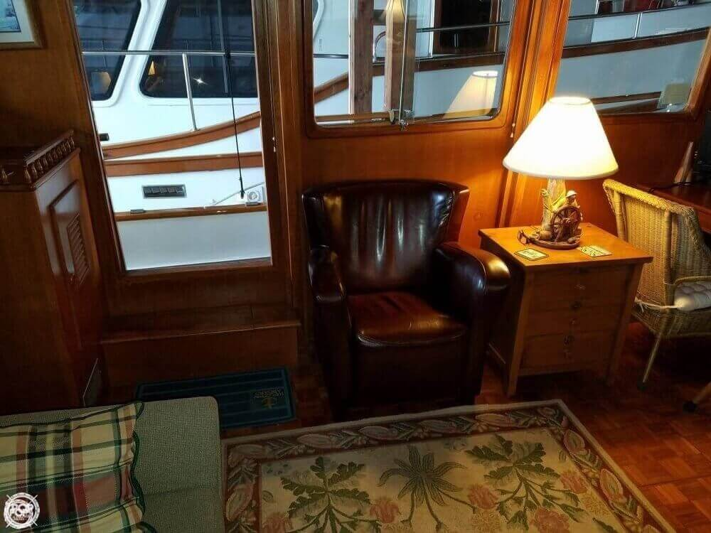 1978 C & L boat for sale, model of the boat is 44 Puget & Image # 14 of 36