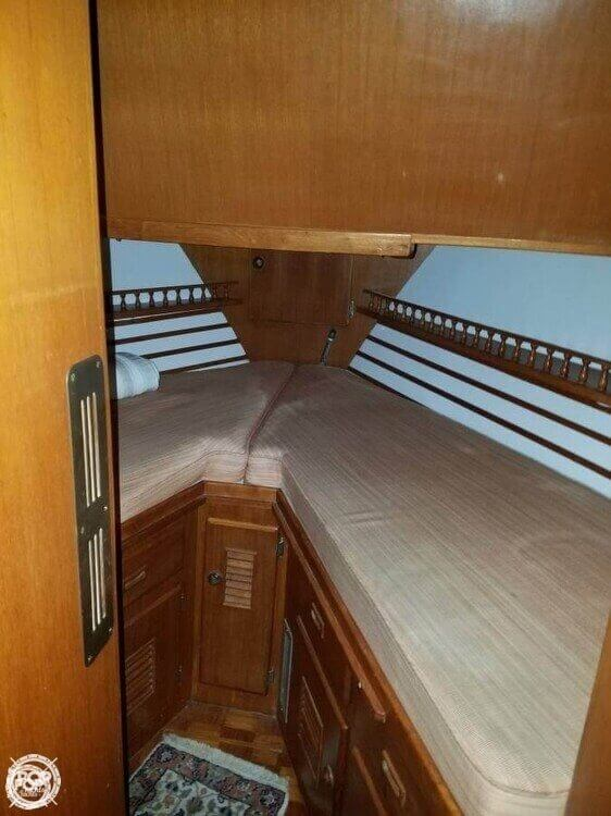 1978 C & L boat for sale, model of the boat is 44 Puget & Image # 19 of 36