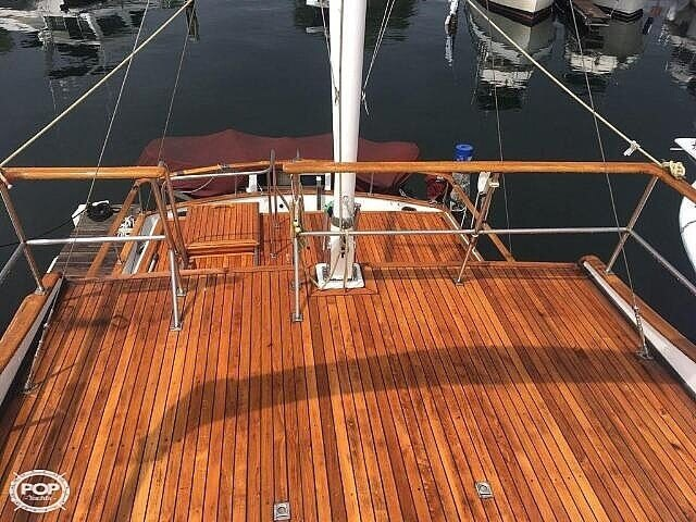 1978 C & L boat for sale, model of the boat is 44 Puget & Image # 6 of 36