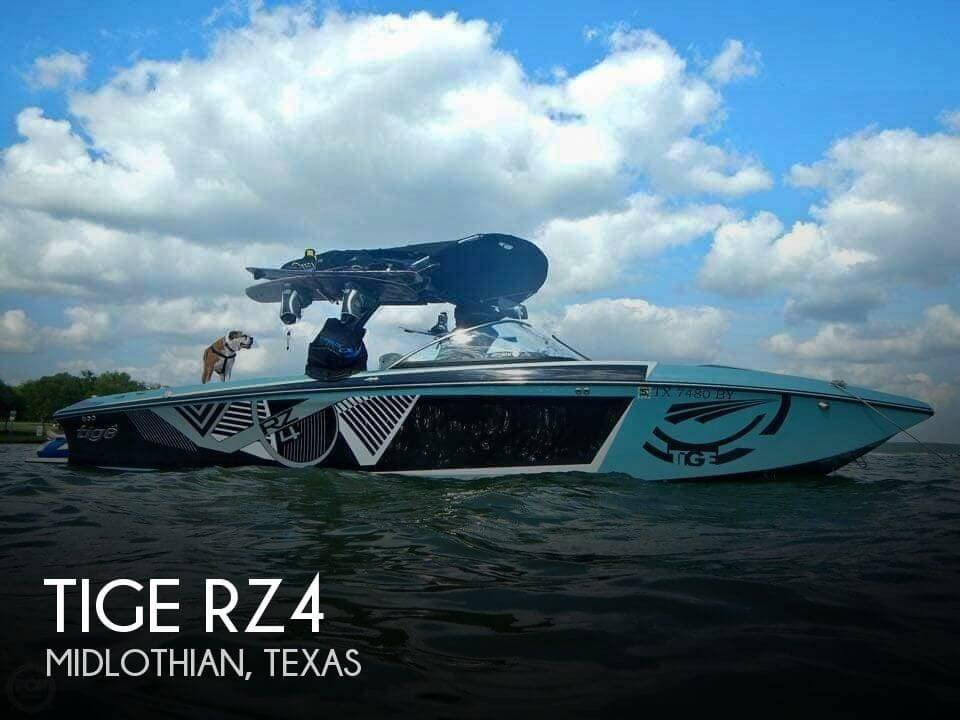 Used Boats For Sale in Dallas, Texas by owner | 2013 Tige 24
