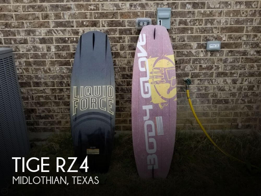 2013 Tige RZ4
