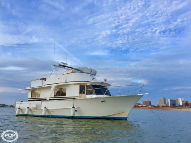 Pearson 43 MY, 45', for sale - $50,000