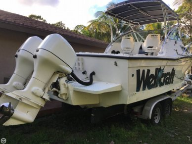 Wellcraft 2600 Coastal, 28', for sale - $18,000
