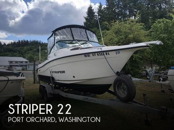 Used Striper Boats For Sale by owner | 2006 Striper 22