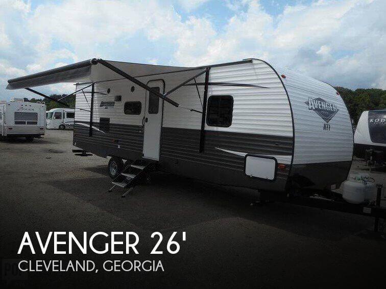 2019 Forest River Avenger 26 BBS