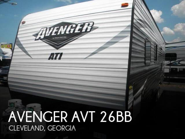 2019 Forest River Avenger 26 BB