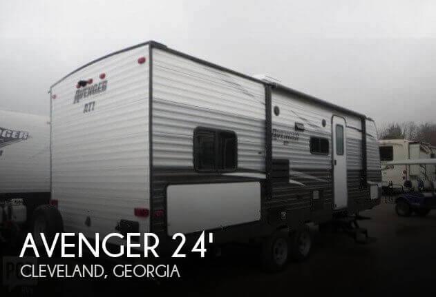 2019 Forest River Avenger 24 BHS