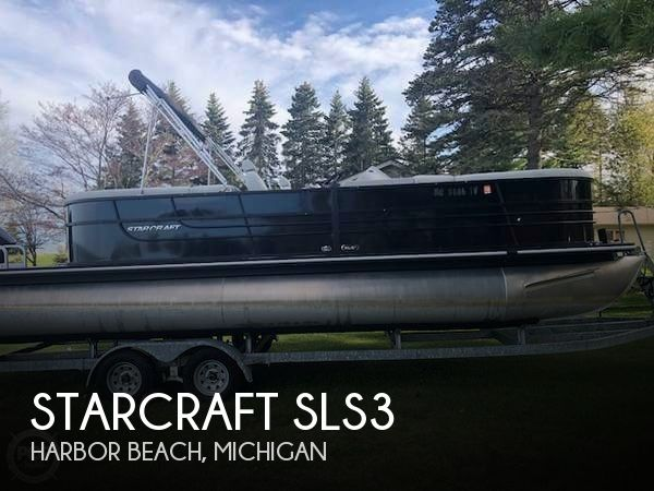 Used Pontoon Boats For Sale by owner | 2015 Starcraft SLS3