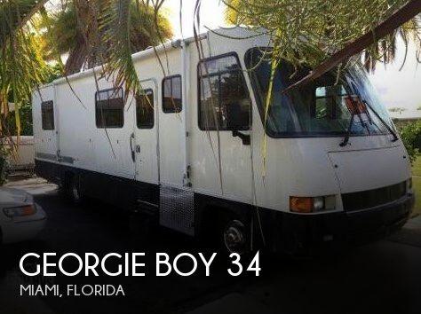 1997 Georgie Boy 34
