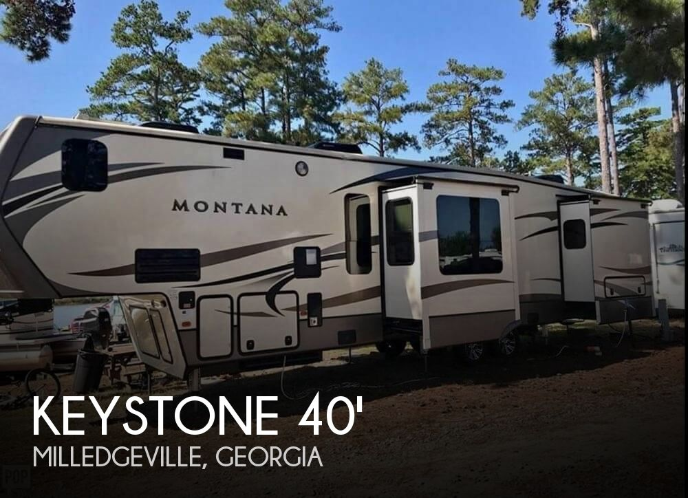 2017 Keystone Keystone Montana 3820 FK
