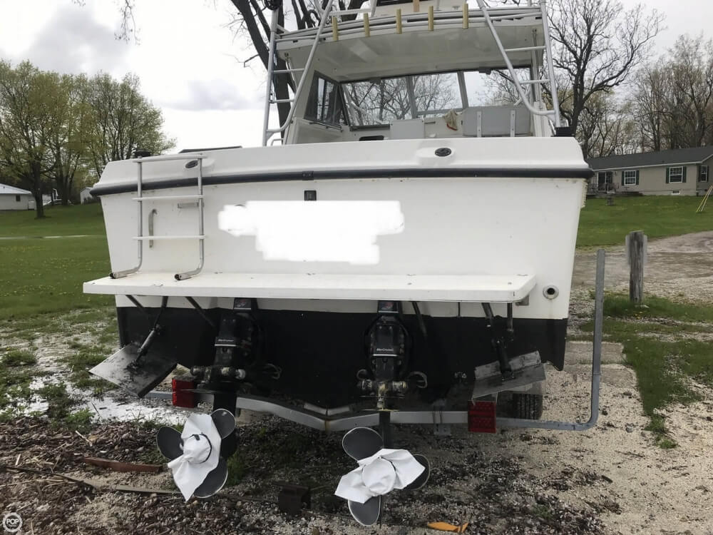 2000 Penn Yan boat for sale, model of the boat is 305 Rampage & Image # 12 of 40