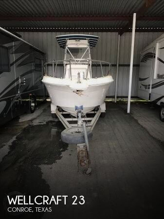 Used Wellcraft 23 Boats For Sale by owner | 1997 Wellcraft 23