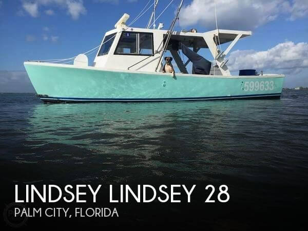 Used Lindsey Boats For Sale by owner | 1978 Lindsey 28