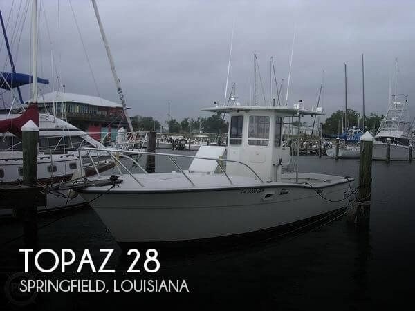 Used Topaz Boats For Sale by owner | 1975 Topaz 28