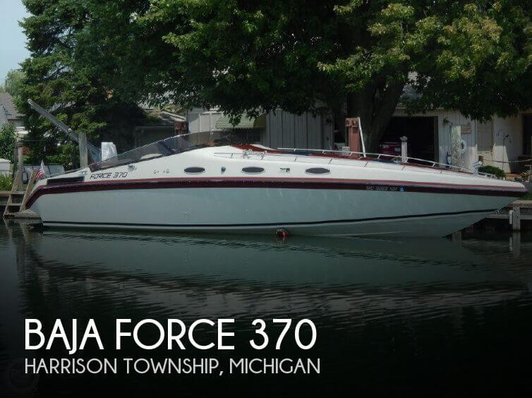 Used Baja Boats For Sale in Michigan by owner | 1989 Baja 37