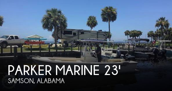 Used Boats For Sale in Dothan, Alabama by owner | 2001 Parker Marine 23