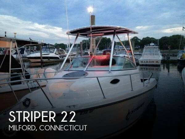 Used Striper Boats For Sale by owner | 2007 Striper 22