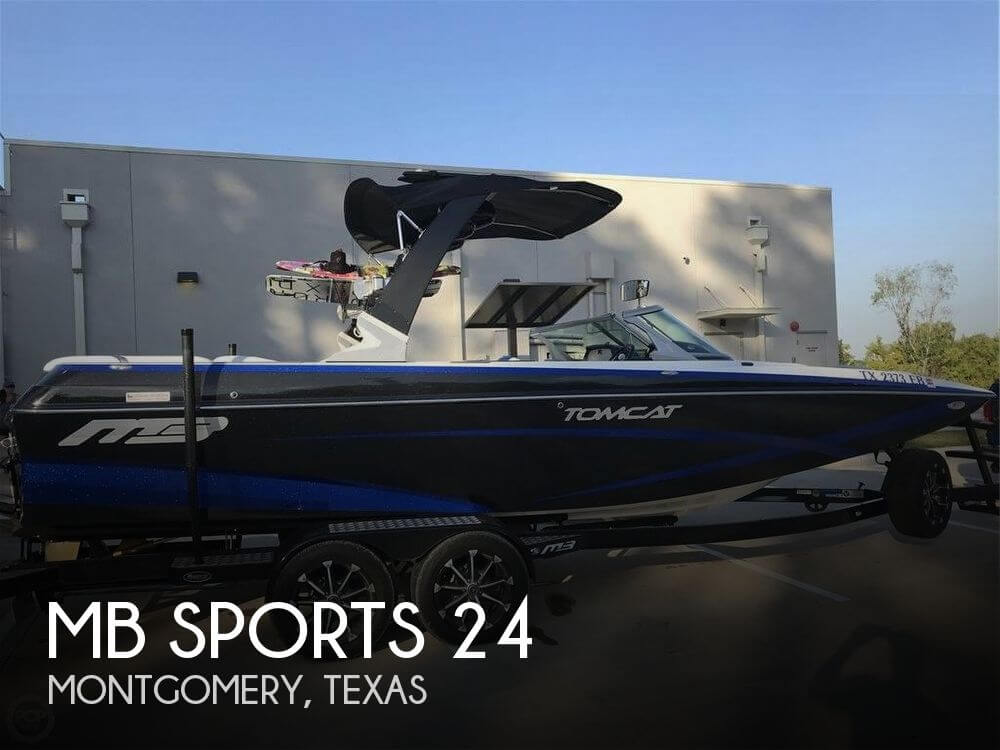 Used MB Sports Boats For Sale by owner | 2017 MB Sports 24