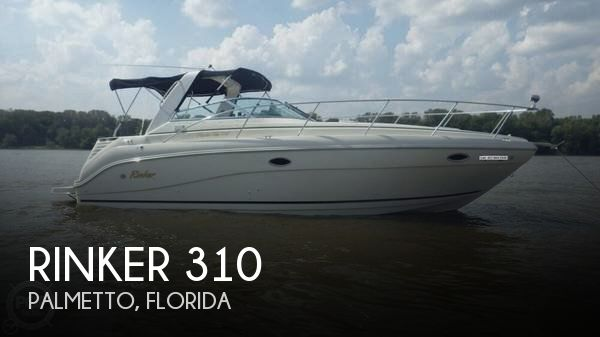 Used Rinker Boats For Sale in Florida by owner | 2002 Rinker 33