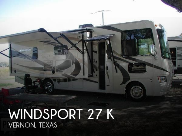 2015 Thor Motor Coach Windsport 27 K