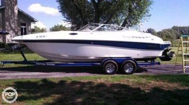 Doral 245 Sunquest, 25', for sale - $36,200