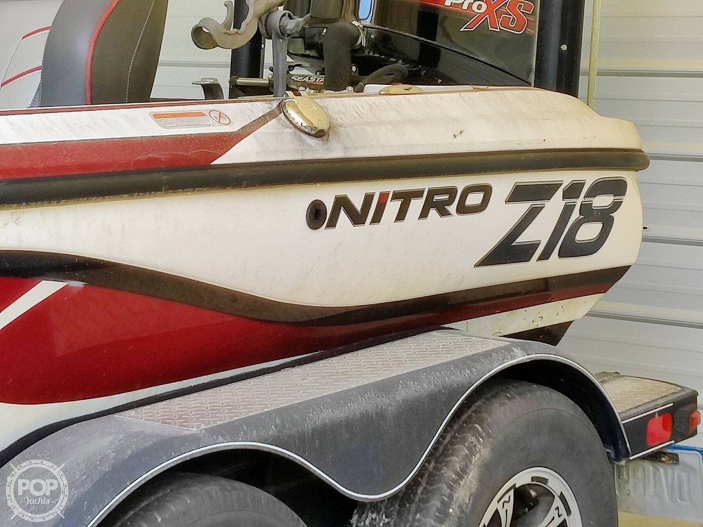 2017 Nitro boat for sale, model of the boat is Z18 & Image # 13 of 17