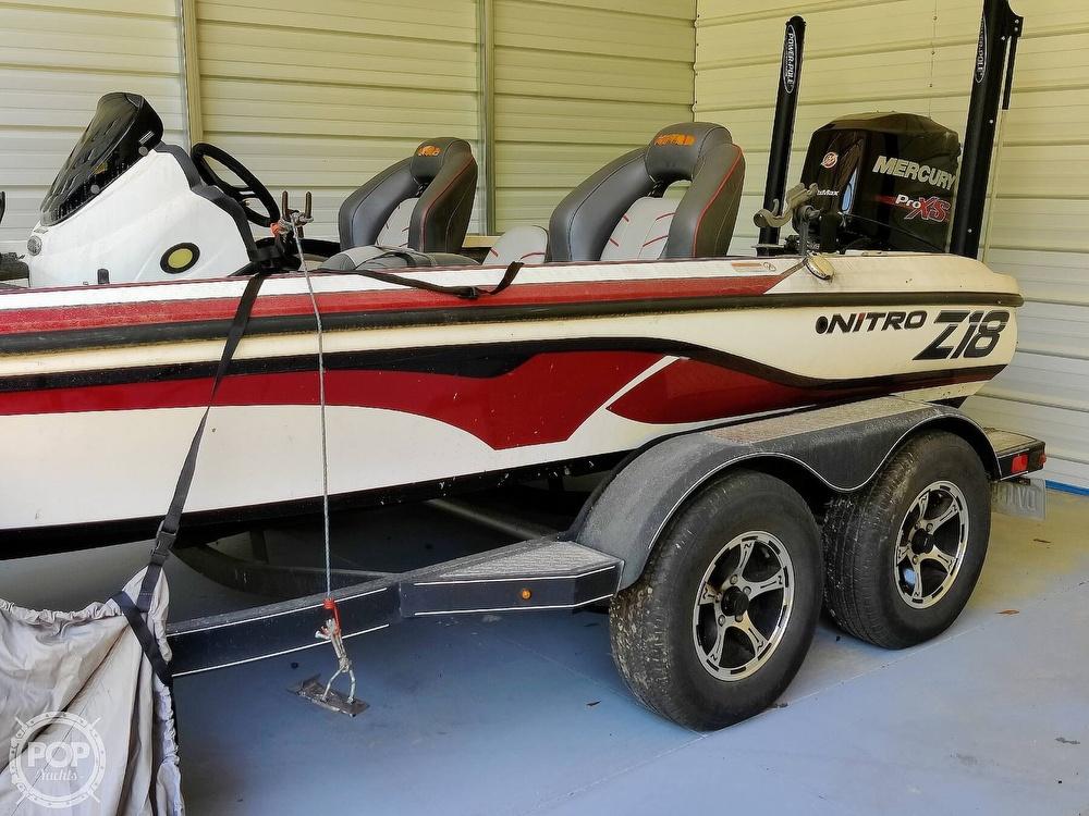 2017 Nitro boat for sale, model of the boat is Z18 & Image # 15 of 17