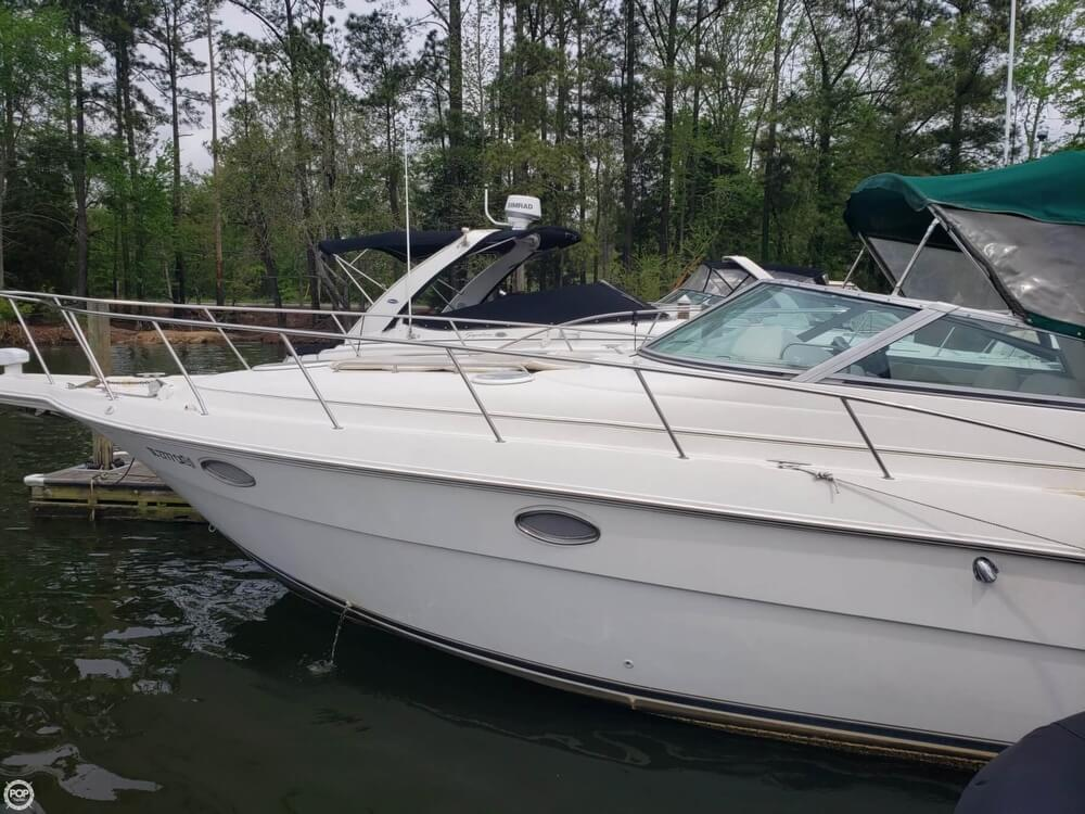 1998 Monterey boat for sale, model of the boat is 322 CR & Image # 38 of 40