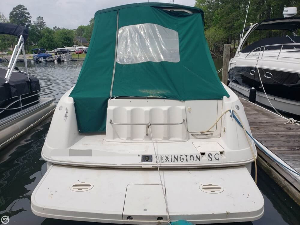 1998 Monterey boat for sale, model of the boat is 322 CR & Image # 39 of 40