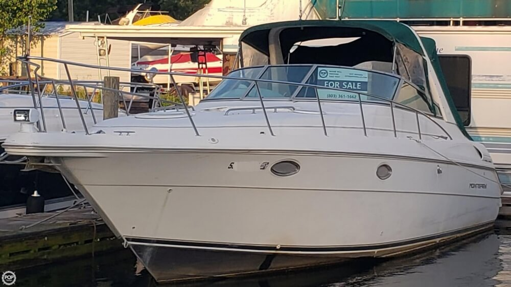 1998 Monterey boat for sale, model of the boat is 322 CR & Image # 34 of 40