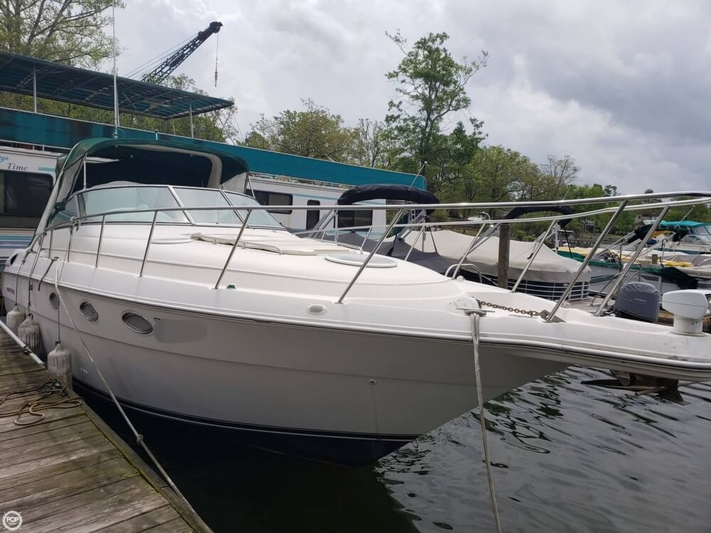 1998 Monterey boat for sale, model of the boat is 322 CR & Image # 25 of 40