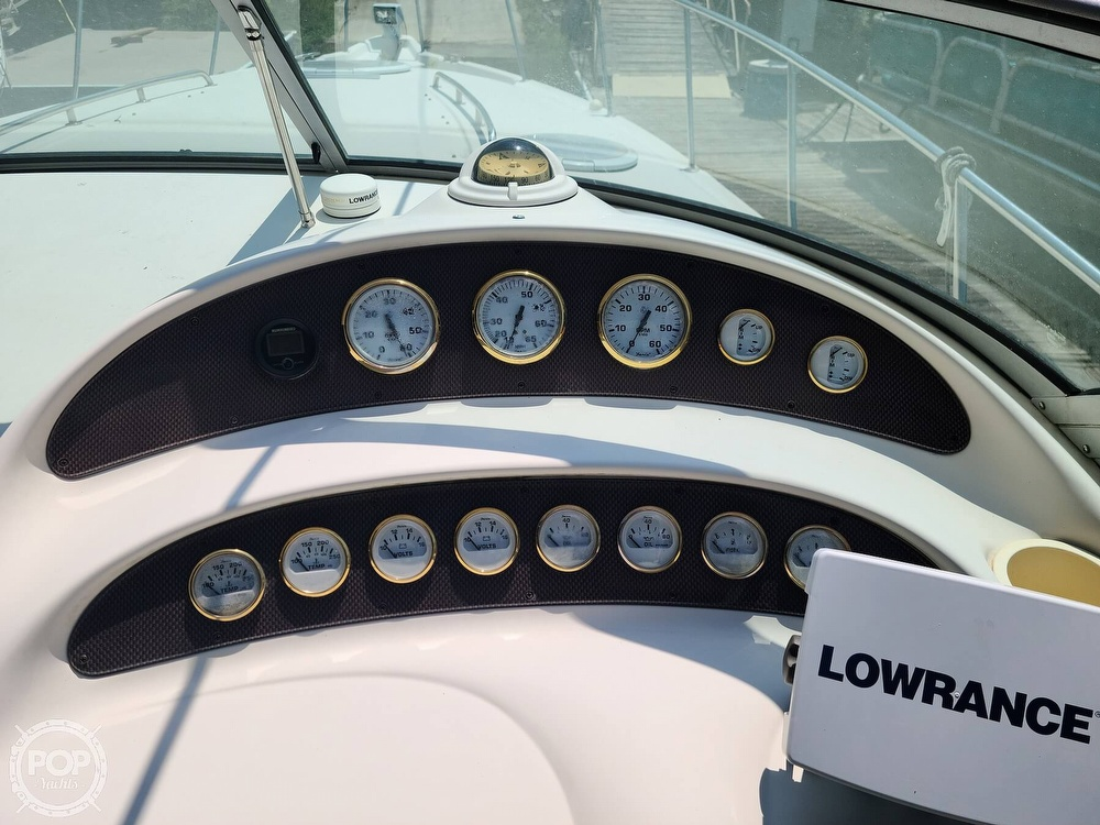 1998 Monterey boat for sale, model of the boat is 322 CR & Image # 10 of 40